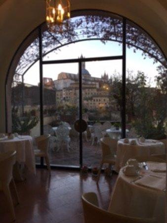 Campo Regio Relais : Breakfast area