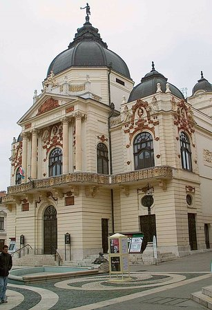 National Theatre of Pecs