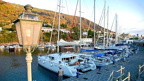 Santa Marina Salina, Italia: Port jachtowy