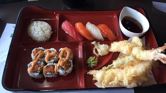 Kenko Sushi: Box lunch
