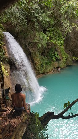 Boljoon, Philippines: Kawasan Falls