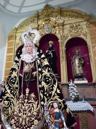 Los Remedios Convent : Foto Virgen