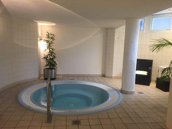 wellness bereich whirlpool und picture of mercure hotel
