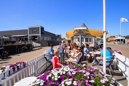 restauranter i henne strand