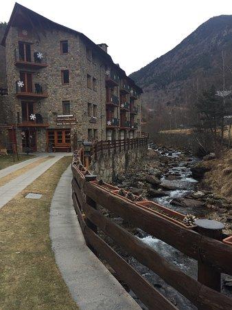 Llorts, Andorra: Apartaments La Neu