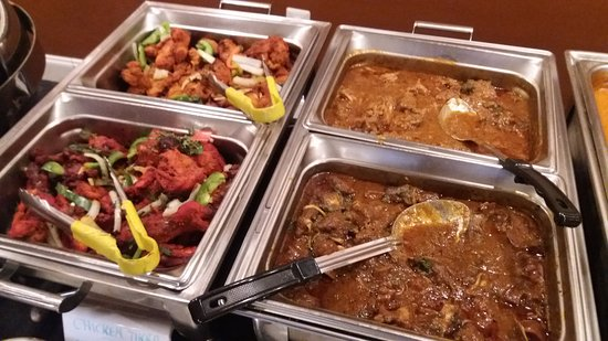 Cool Lunch Buffet Has Tasty Goat And Chicken Dishes Picture Of Download Free Architecture Designs Scobabritishbridgeorg