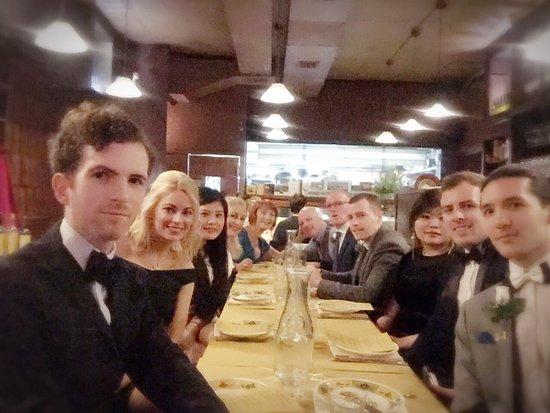 Photo of Italian Restaurant Locanda Vini & Olii at 129 Gates Ave., Brooklyn, NY 11238, United States