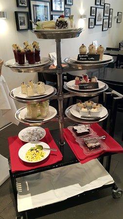 Restaurant Casino Bern: Dessertturm