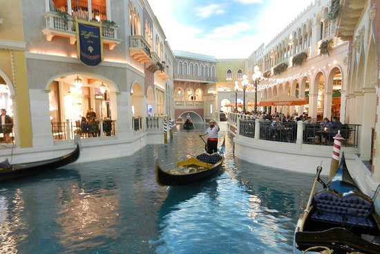 ce423c09dedc The Grand Canal Shoppes at The Venetian  Venetian Grand Canal Shops -  Gondola