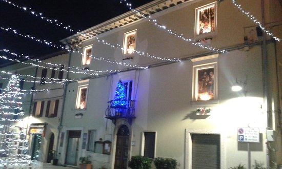 Sant'Agata Feltria, Italien: Il Paese del Natale - Christmas Market