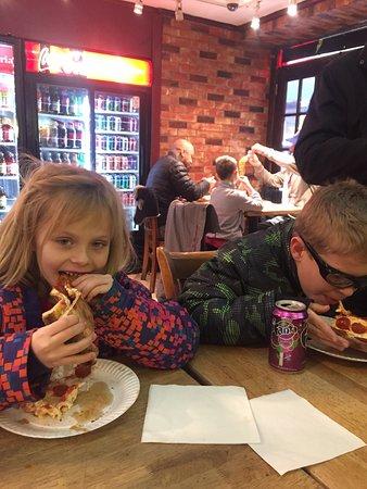 Bella Vita Pizzeria : Nummy