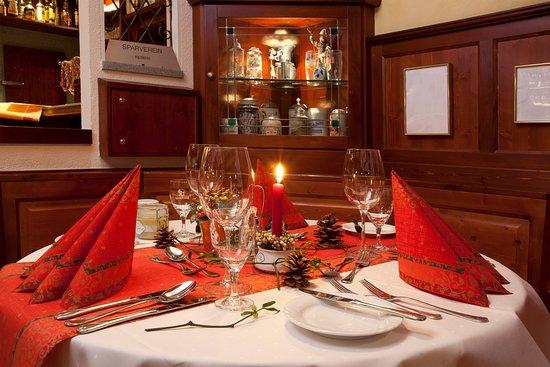 Ried Im Innkreis, Austria: Gerne reservieren wir Ihnen den gemütlichsten Tisch
