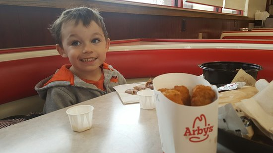 Tallulah, Луизиана: We love some Arbys