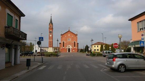 Chiesa Parrocchiale di Sant'Andrea Apostolo - Anguillara Veneta