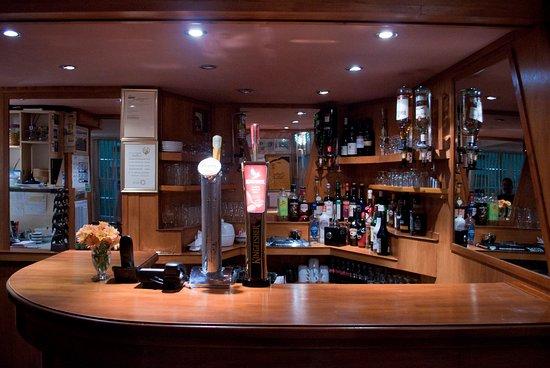 Stowmarket, UK: We serve a range of alcoholic and non-alcoholic drinks.