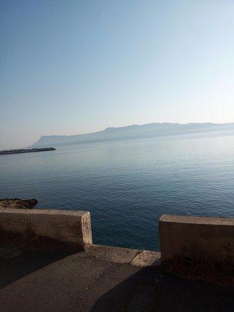 Road to Falassarna through Kissamos