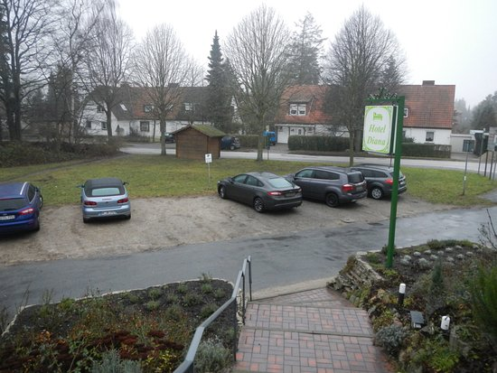 Bad Malente, Germany: one of parkings