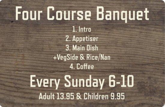 Esher, UK: Sundays