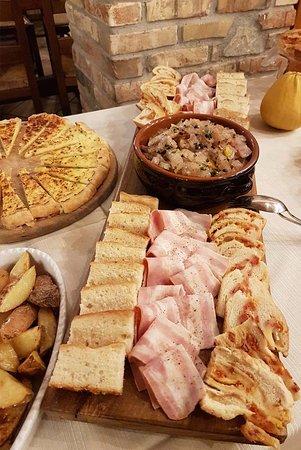 Monguzzo, Włochy: i nostri antipasti