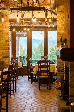 Monguzzo, Włochy: il ristorante