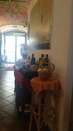 Altopascio, Italien: interno