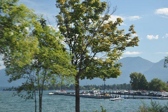 Polson, Монтана: Flathead Lake
