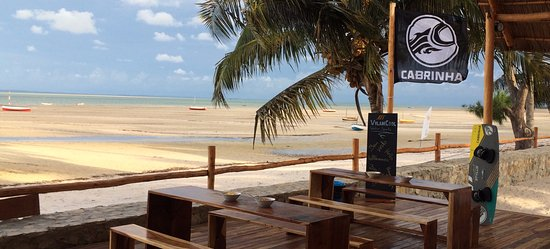 Vilanculos, โมซัมบิก: Beach Bar