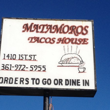 Matamoros Taco House - Palacios