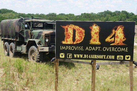 D14 Airsoft