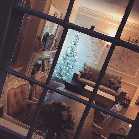 Lenham, UK: Christmas 2016