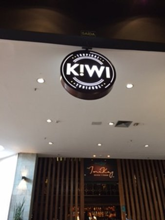 Kiwi Tropical: Fachada
