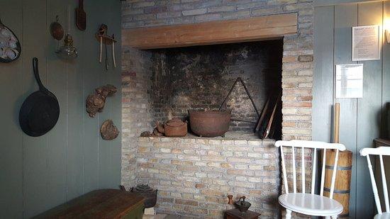 Eyrarbakki, İzlanda: stove and oven