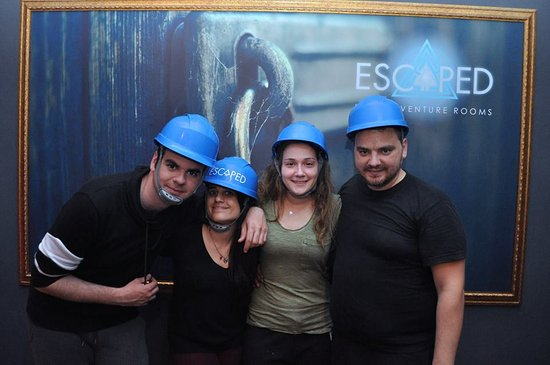 Escaped - Live Adventure Rooms