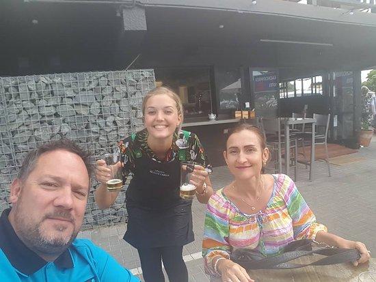Orewa, New Zealand: Great Cider