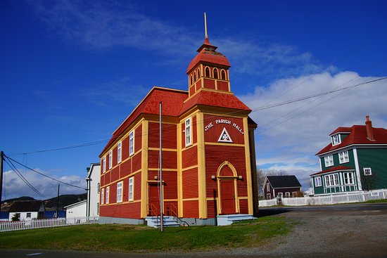 Parish Hall, Trinity NL