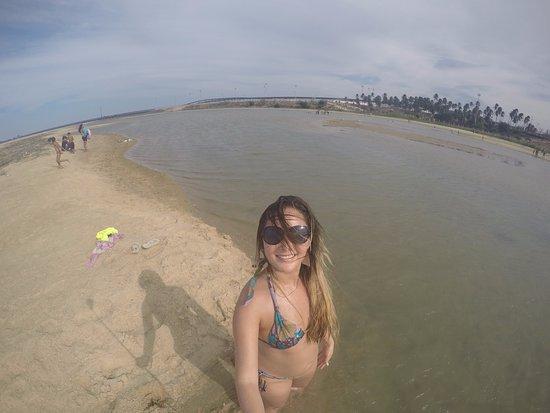 Pecem Beach: Piscinas. Cuidado com os siris