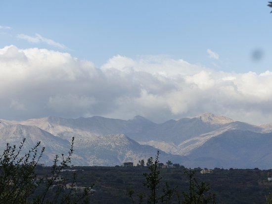 Gavalochori, Yunani: White Mountains