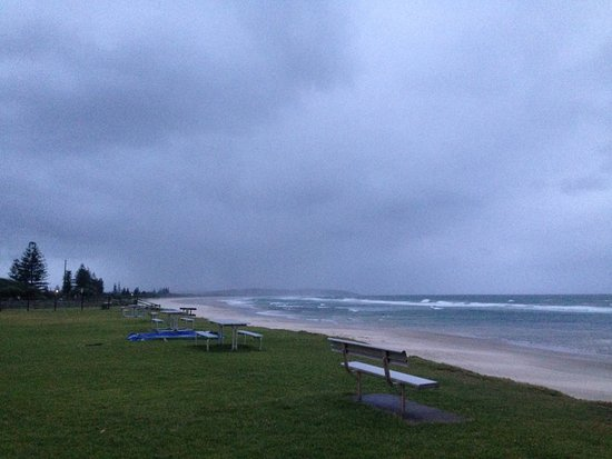 Lennox Head, Australia: view beach