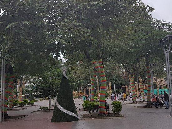 Plaza Parque Simón Bolívar