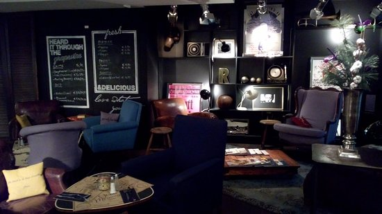 Ruby Sofie Hotel Vienna: Combinación curiosa de decoración