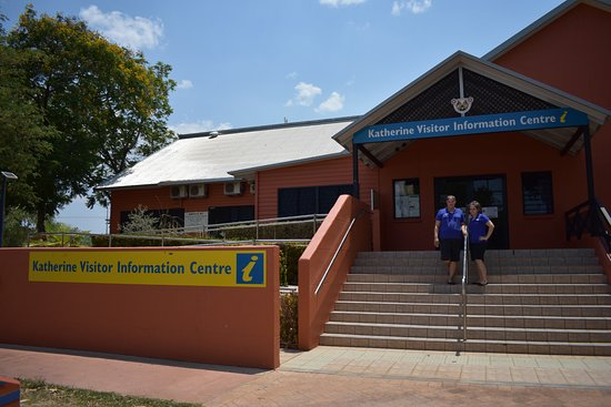 Katherine Visitor Information Centre