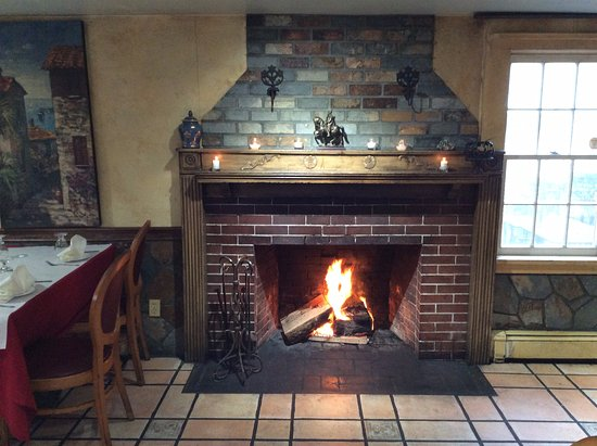 New Canaan, CT: Fire Place