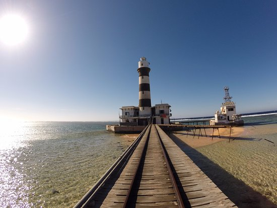 Sha'ab Marsa Alam : phare de daedalus