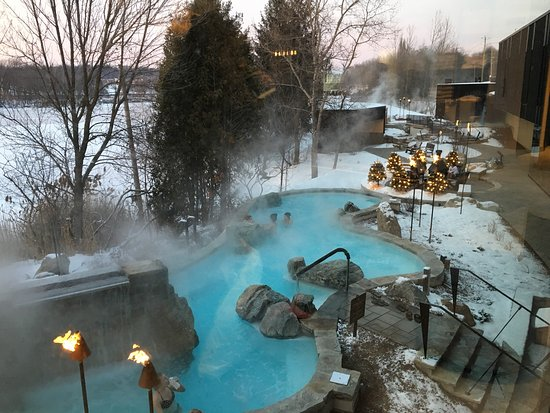 Sherbrooke, Canada: It's a newly open spa!!