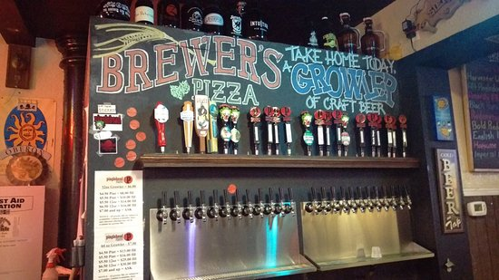 Brewer's Pizza: IMAG0474_large.jpg