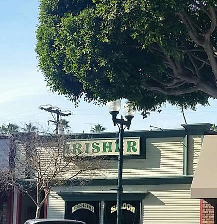 Seal Beach, Kalifornia: The Irisher