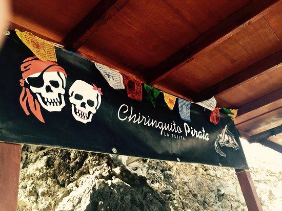 Granadilla de Abona, Hiszpania: Chiringuito!