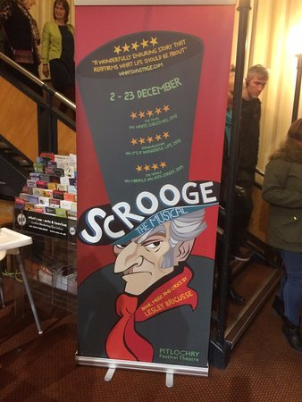"""Pitlochry Festival Theatre : A """"must-see"""" if you like musicals."""