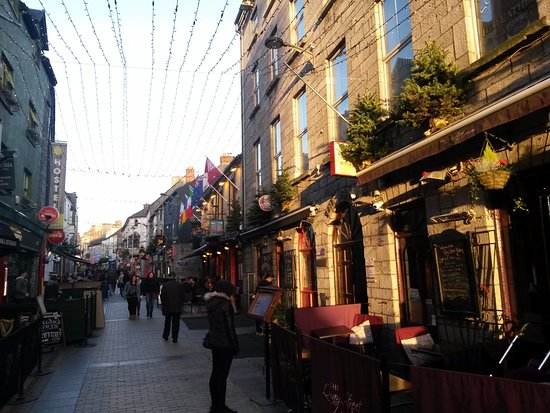 Bilde fra Barnacles Hostel Galway