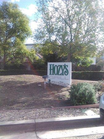 Santa Paula, CA: Hozy's Grill